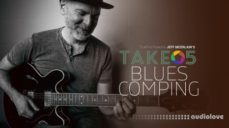 Truefire Jeff McErlain Take 5 Blues Comping
