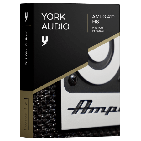 York Audio AMPG 410 HS