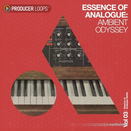 Producer Loops Essence of Analogue Vol.3 Ambient Odyssey