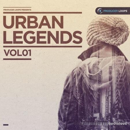 Producer Loops Hip Hop Legends Vol.1