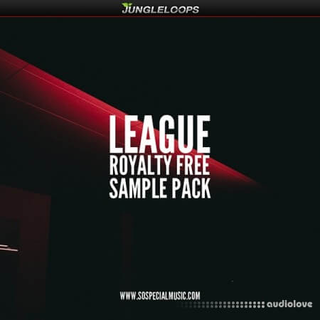 Jungle Loops League Sample Pack