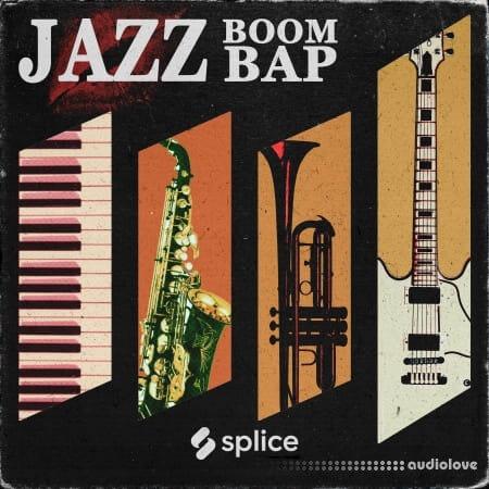 Splice Originals Jazz Boom Bap feat. Alita Moses