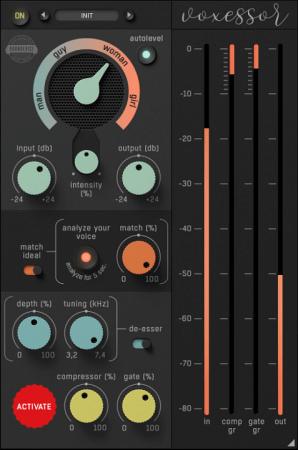Soundevice Digital Voxessor