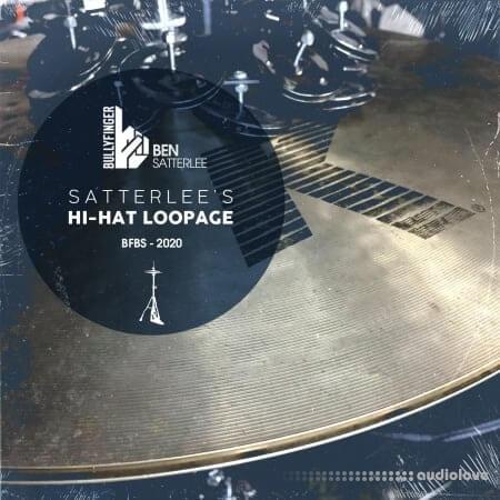 Bullyfinger Satterlee's Hi-Hat Loopage