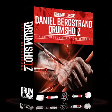 Drumforge DrumShotz Daniel Bergstrand v1.0.1 WAV