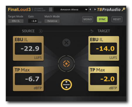 TBProAudio FinalLoud v3.0.5 WiN