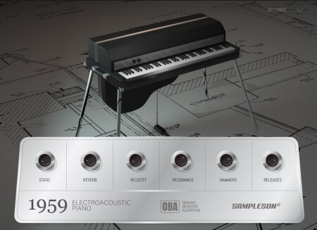 Sampleson 1959 v1.0.0 RETAiL WiN MacOSX
