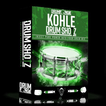 Drumforge DrumShotz Kohle v1.0.1 WAV