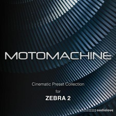 Hidden Path Audio MOTOMACHINE