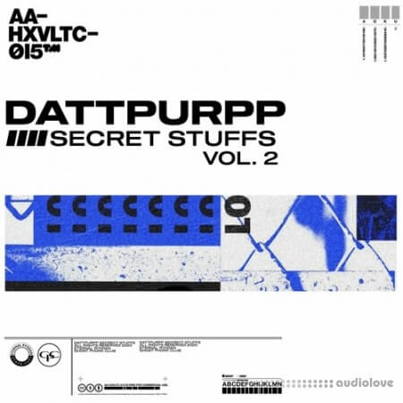 DATTPURPP Secret Stuffs Vol.2 WAV MiDi Synth Presets