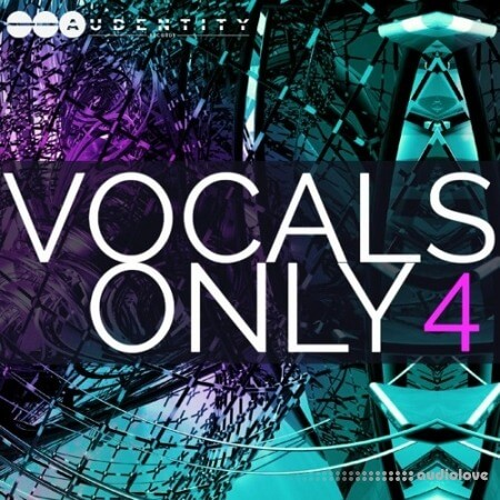 Audentity Records Vocals Only 4