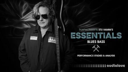 Truefire Stu Hamm Essentials Blues Bass