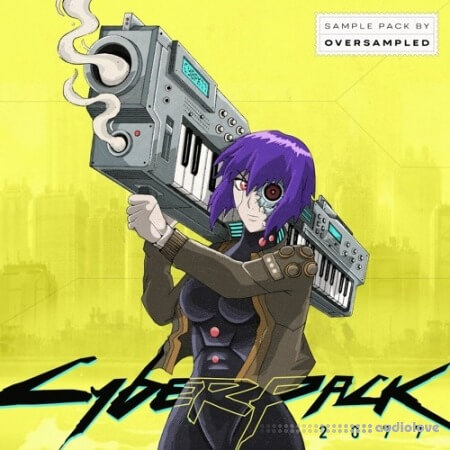 Oversampled CYBERPACK 2077