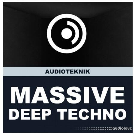 Audioteknik Deep Techno Massive Presets