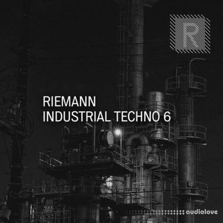 Riemann Kollektion Riemann Industrial Techno 6