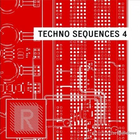 Riemann Kollektion Riemann Techno Sequences 4 WAV