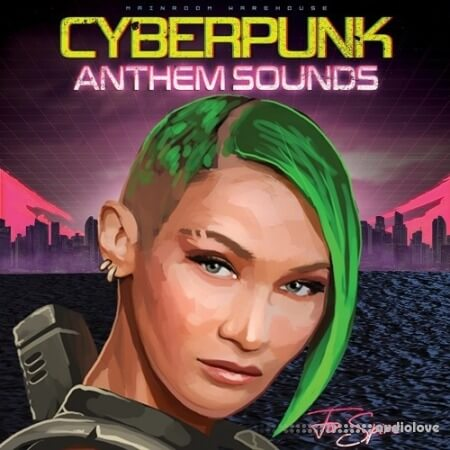 Mainroom Warehouse Cyberpunk Anthem Sounds For Spire