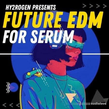 HY2ROGEN Future EDM For Serum