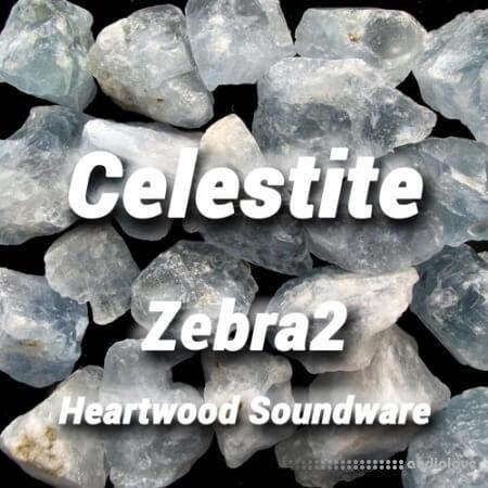 Heartwood Soundware Celestite