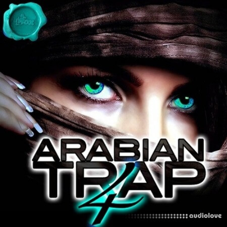 Fox Samples Arabian Trap 4 WAV MiDi