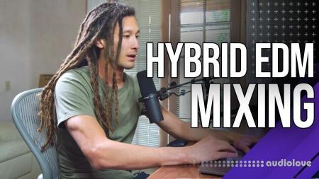 MyMixLab Henry Fong Hybrid EDM Mixing