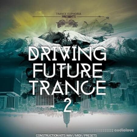 Trance Euphoria Driving Future Trance Vol.2 WAV MiDi Synth Presets