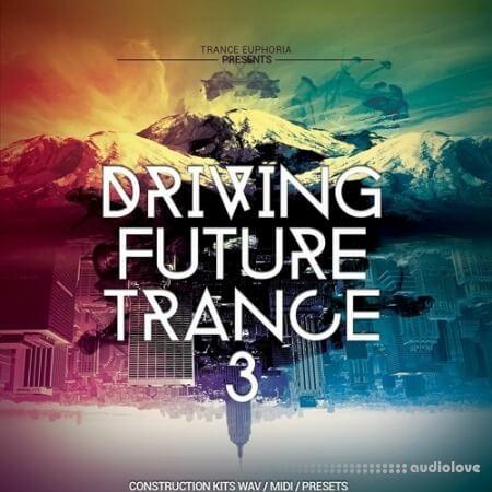 Trance Euphoria Driving Future Trance Vol.3 WAV MiDi Synth Presets
