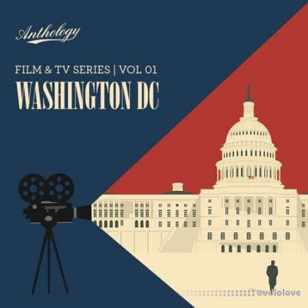 Anthology Film and TV Series Vol.1 Washington DC