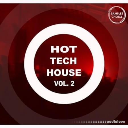 Samples Choice Hot Tech House Volume 2 WAV