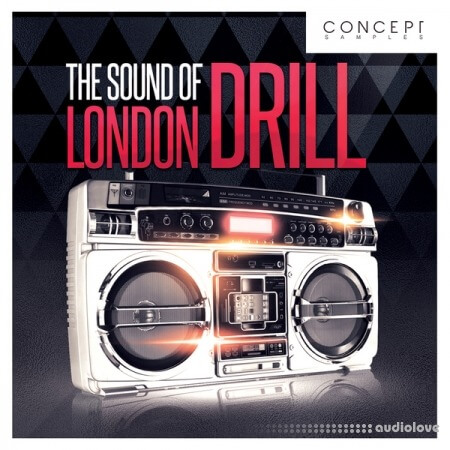 Concept Samples The Sound Of London Drill WAV