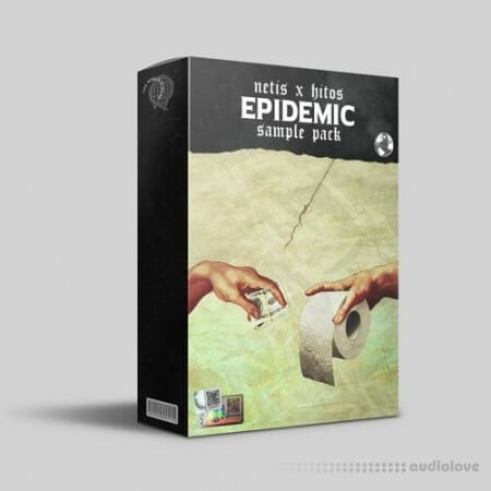 Nètis x Hítos Epidemic Sample Pack WAV Synth Presets
