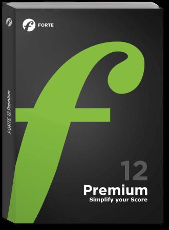 Forte Notation FORTE 12 Premium v12.1.0 WiN
