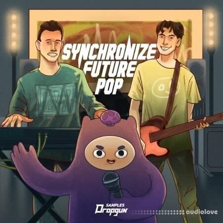 Dropgun Samples Synchronice Future Pop WAV Synth Presets