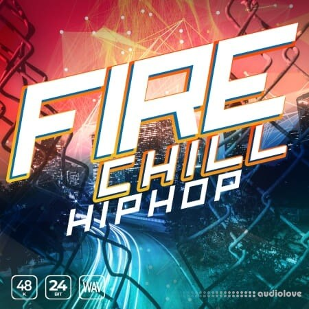 Epic Stock Media Fire Chill Hip Hop WAV