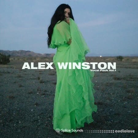 Splice Sounds Alex Winston Vocal Pack