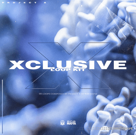 The Universe Project X 808 Mafia Xclusive Loops