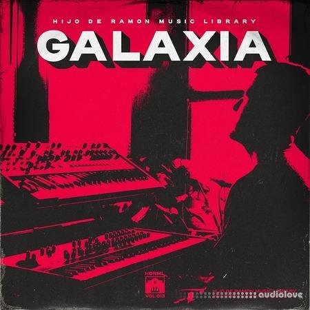Hijo De Ramon Music Library Vol.13 GALAXIA