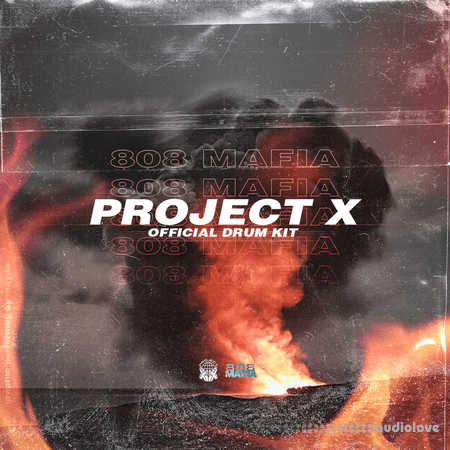 The Universe Project X 808 Mafia Official Drum Kit