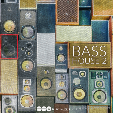 Audentity Records Bass House Vol.2 WAV Synth Presets