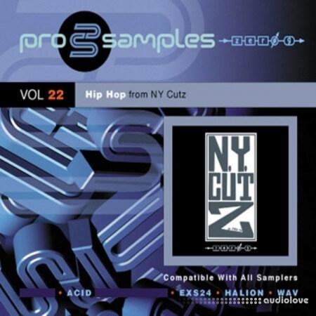 Zero-G ProSamples Vol.22 Hip Hop NY Cutz Volume 1 MULTiFORMAT