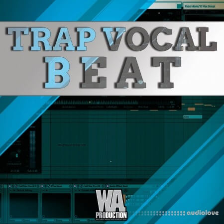 WA Production Spanish Vocal Trap Beat Gothrough TUTORiAL