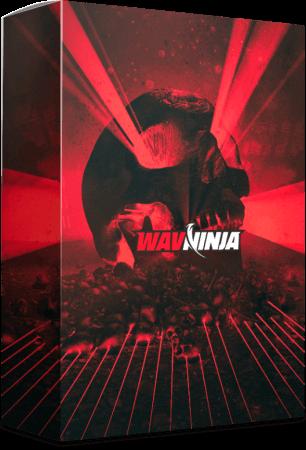 WavNinja Omega (808 Kit)