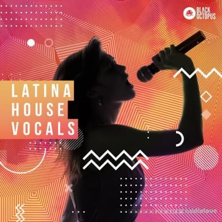 Black Octopus Sound Latina House Vocals