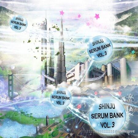 shinju serum bank Vol.3