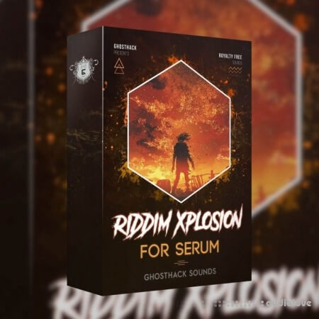 Ghosthack Explosive Riddim Presets for Serum