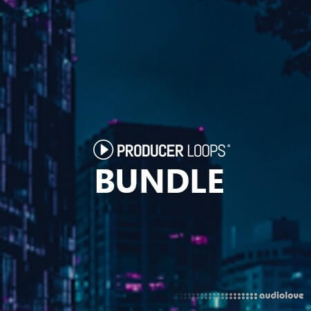 Producer Loops BUNDLE 21-in-1