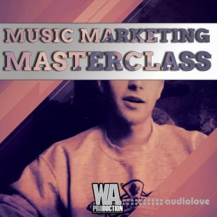 WA Production Music Marketing Masterclass