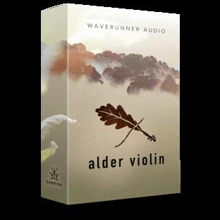 Waverunner Audio Alder Violin