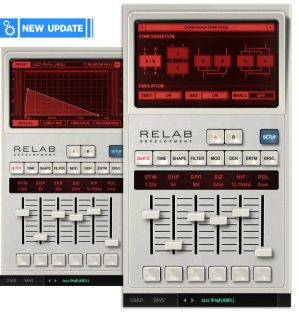 ReLab LX480 Complete