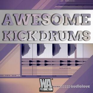 WA Production How To Make Awesome Kick Drums